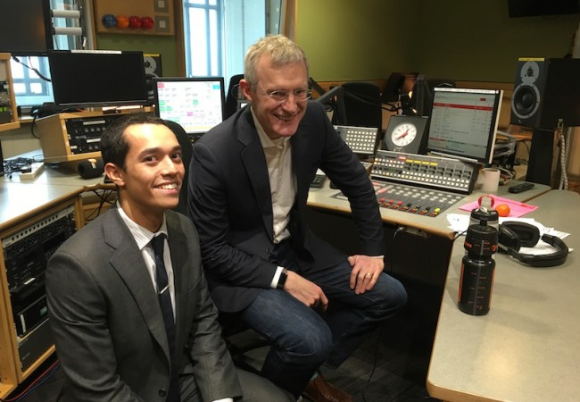 Millennials: Who are they? Interview with Jeremy Vine on BBC Radio 2