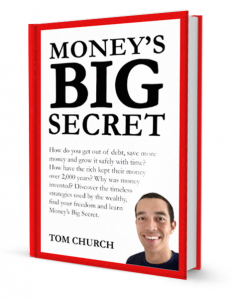 Money's Big Secret 3D Book Preview Small